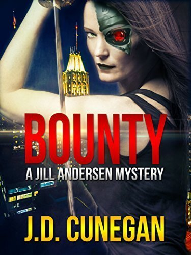 Bounty (Jill Andersen Series Book 1)