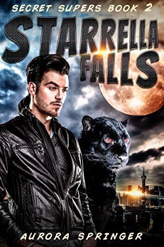 Starrella Falls (Secret Supers Book 2)