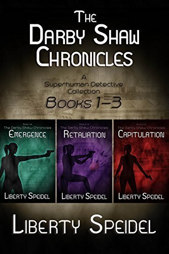 The Darby Shaw Chronicles: Books 1 – 3