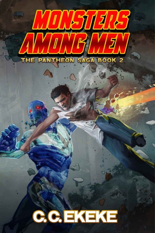 Monsters Among Men: A Superhero Adventure