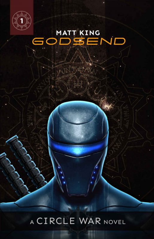Godsend (The Circle War Book 1)