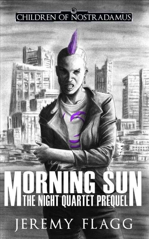Morning Sun (The Night Quartet Book 5)