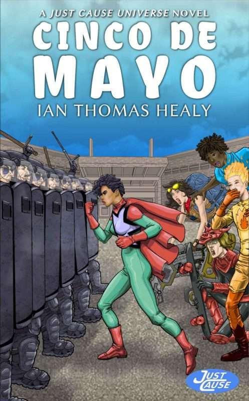 Cinco de Mayo (Just Cause Universe Book 15)