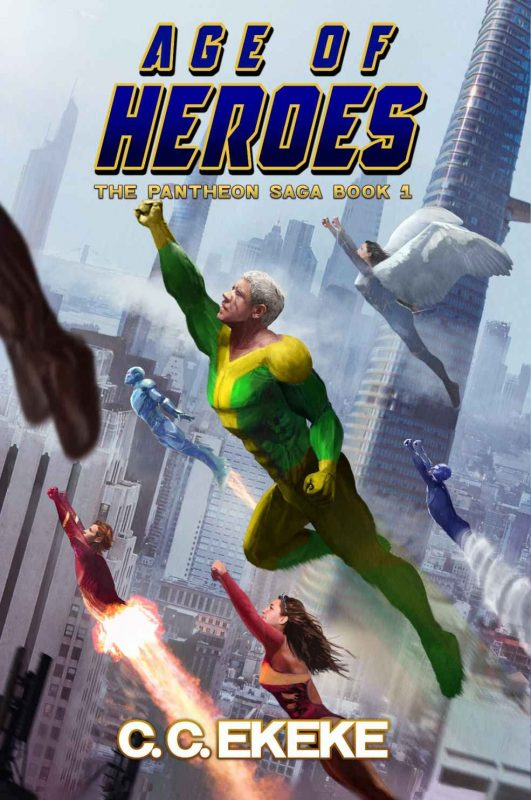 Age of Heroes: A Superhero Adventure
