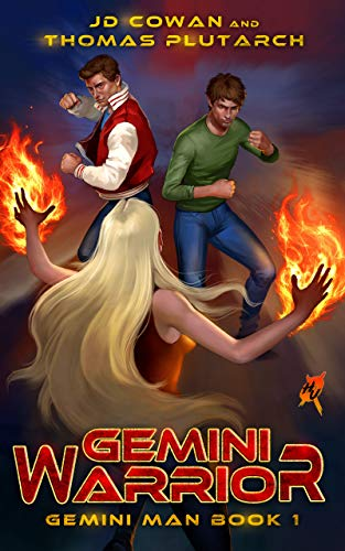 Gemini Warrior: A Superhero Portal Adventure (Heroes Unleashed: Gemini Man Book 1)