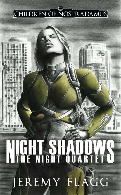 Night Shadows (The Night Quartet Book 2)