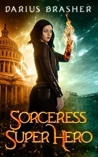 Sorceress Super Hero