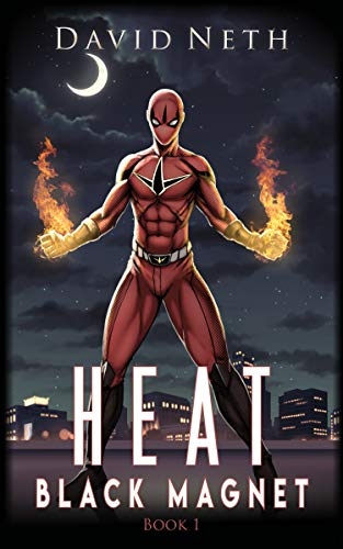 Black Magnet (Heat Superhero Book 1)