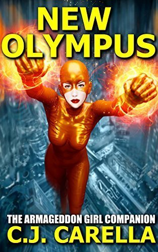 New Olympus: The Armageddon Girl Companion