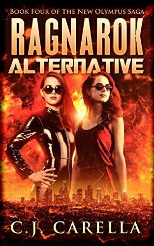 The Ragnarok Alternative (New Olympus Saga Book 4)