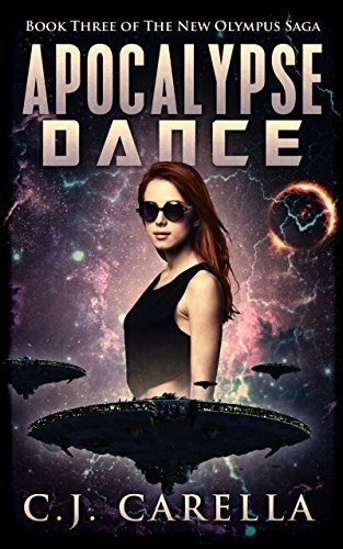 Apocalypse Dance (New Olympus Saga Book 3)