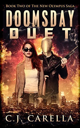 Doomsday Duet (New Olympus Saga Book 2)