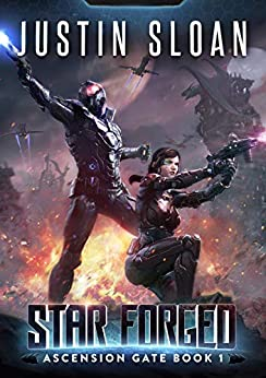 Star Forged: Superheroes in Space (Ascension Gate Book 1)