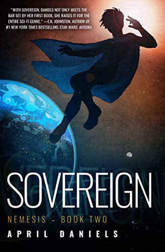 Sovereign (Nemesis Book 2)